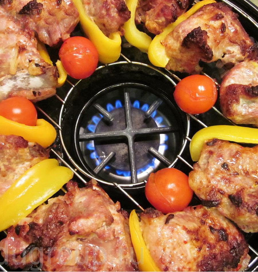 Сковорода волшебная гриль газ рецепты